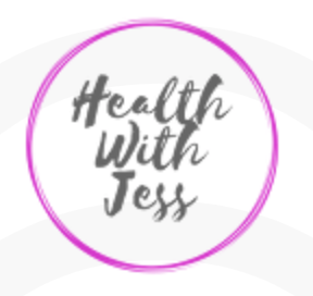 Health with Jess Business Logo: Health Coach, Life Coach, Healthy Living