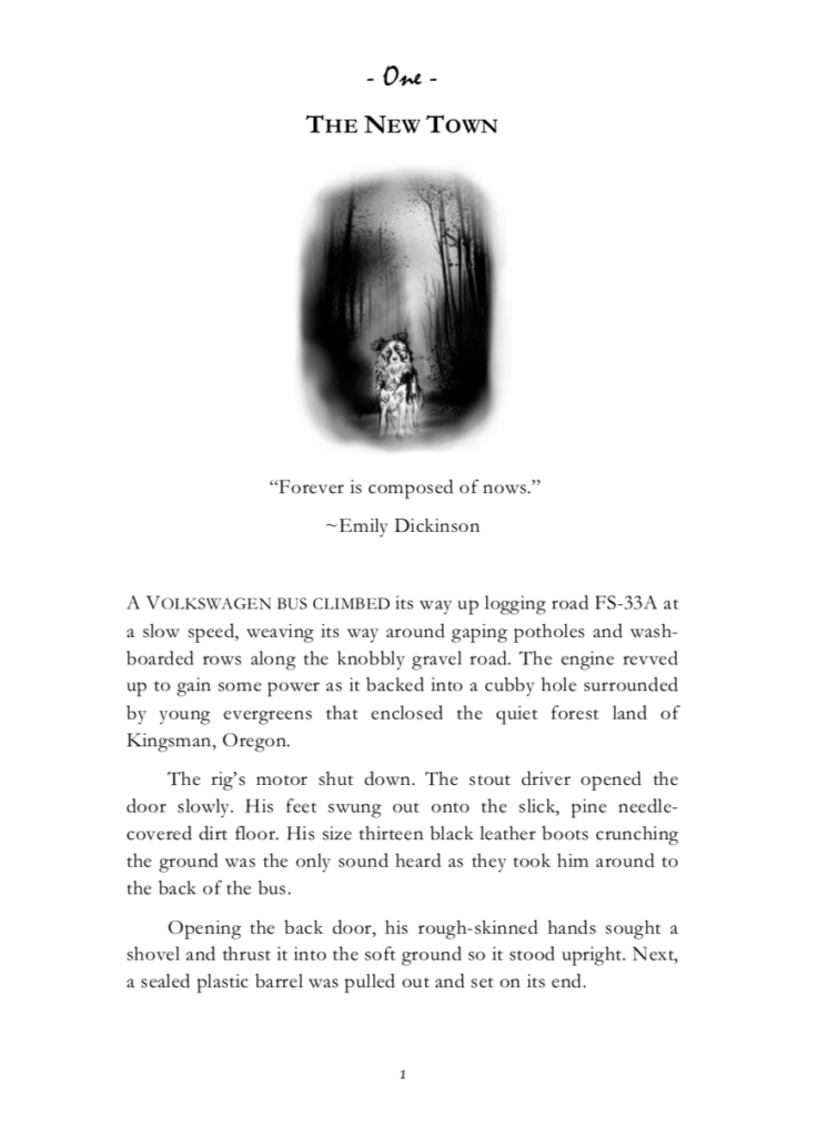 The New Town_Chapter One_Deape Woods by Prudence O'Haire